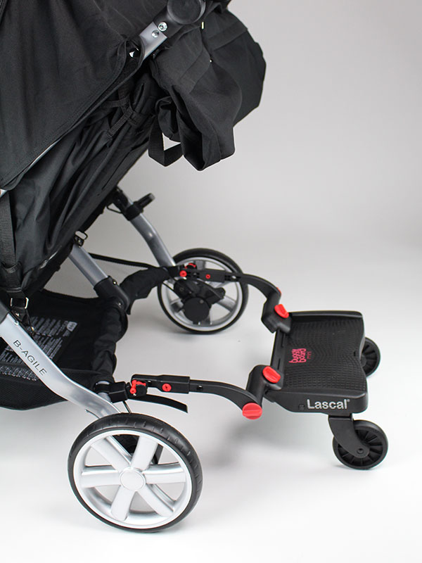BuggyBoard Mini + Britax-Duo B-Agile, small image 1