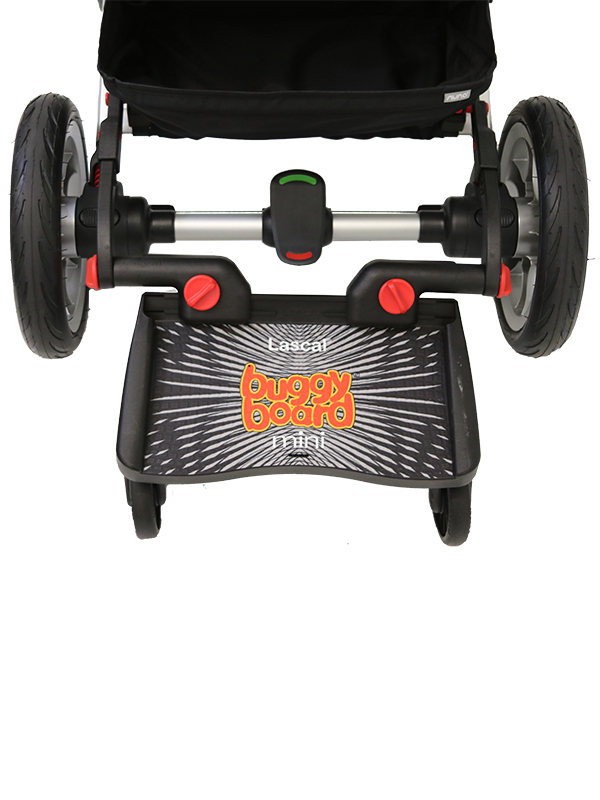 BuggyBoard Mini + Nuna-Mixx, small image 2