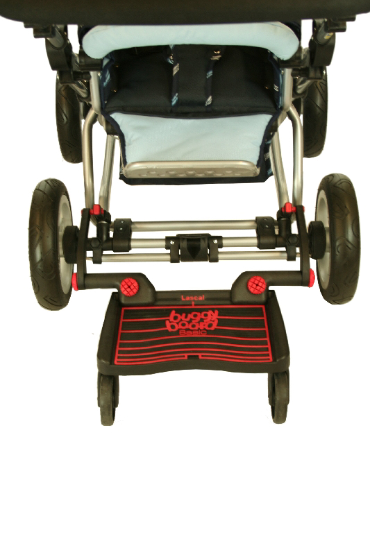BuggyBoard Mini + ABC Design-Pramy Luxe, small image 3
