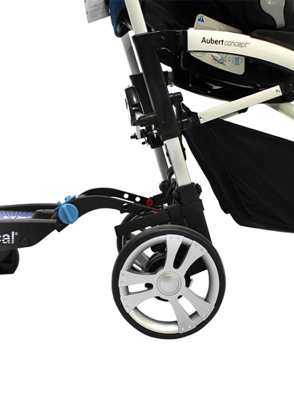 BuggyBoard Maxi + Aubert-Kiss 2, small image 1