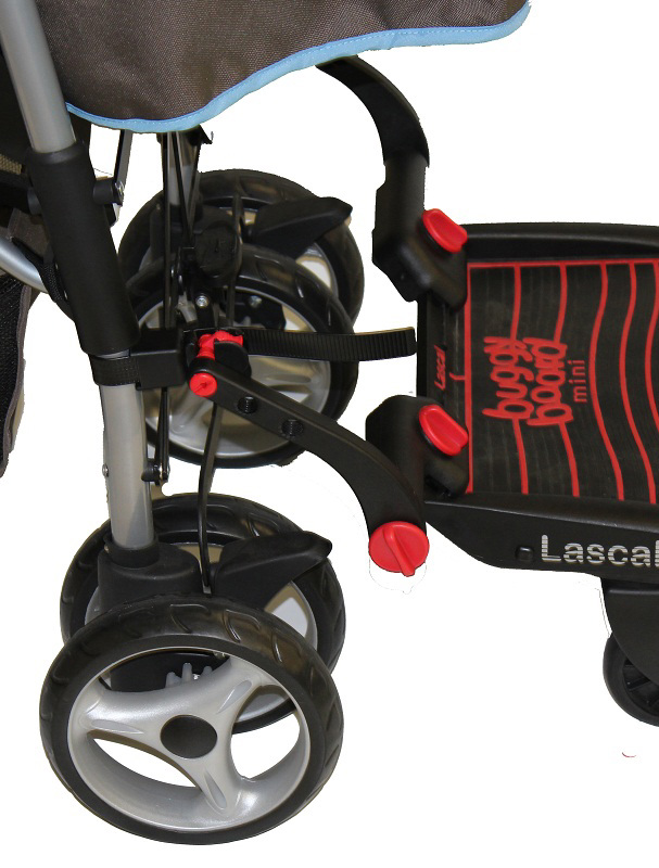BuggyBoard Mini + Babybus-Trio Sport, small image 1