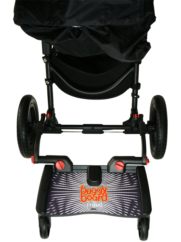 BuggyBoard Maxi + Baby Jogger-City Elite, small image 2