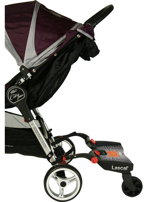 BuggyBoard Maxi + Baby Jogger-City Mini, small image 1