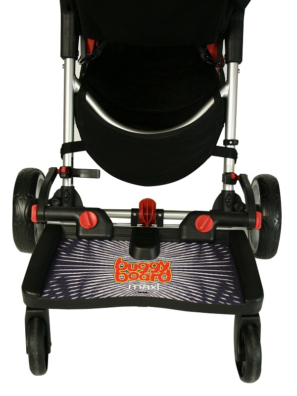 BuggyBoard Maxi + Baby Jogger-City Mini, small image 2