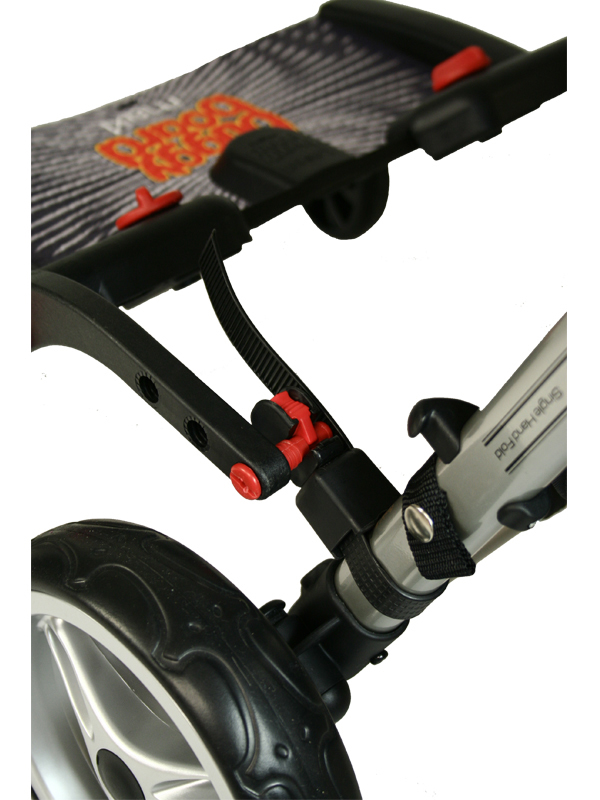 BuggyBoard Maxi + Baby Jogger-City Mini, small image 3