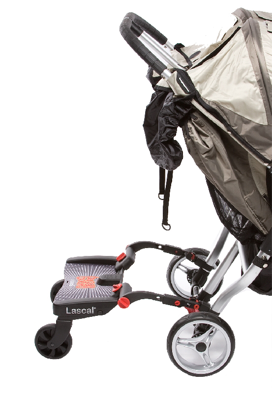 BuggyBoard Mini + Baby Jogger-City Mini Double, small image 1