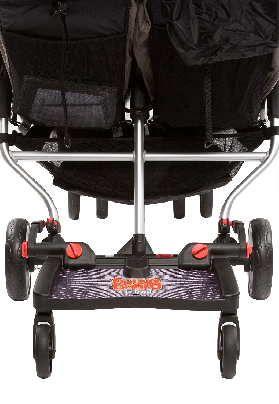 BuggyBoard Mini + Baby Jogger-City Mini Double, small image 3