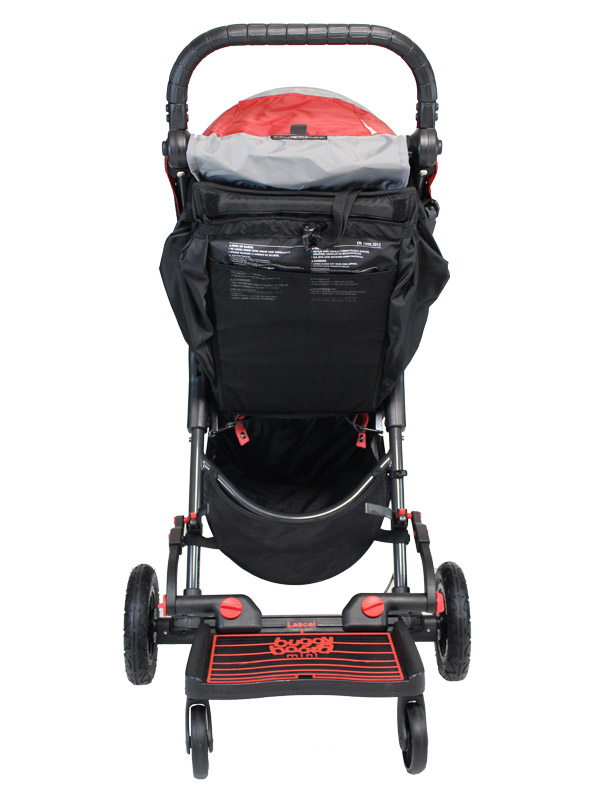 BuggyBoard Mini + Baby Jogger-City Mini GT, small image 1