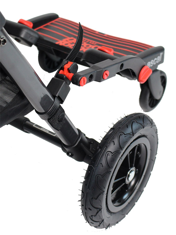BuggyBoard Mini + Baby Jogger-City Mini GT, small image 3