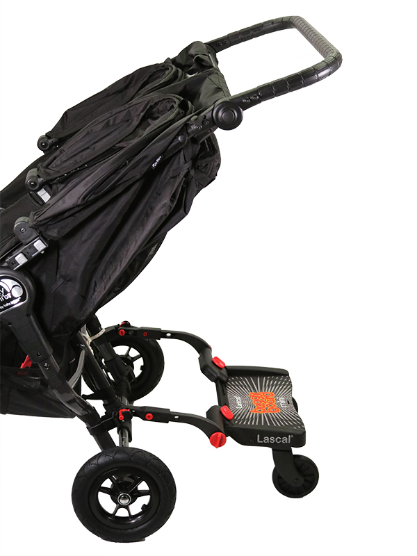 BuggyBoard Mini + Baby Jogger-City Mini GT Double, small image 1