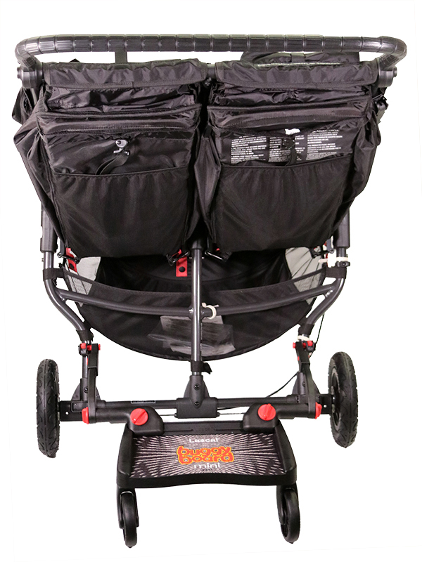 BuggyBoard Mini + Baby Jogger-City Mini GT Double, small image 2