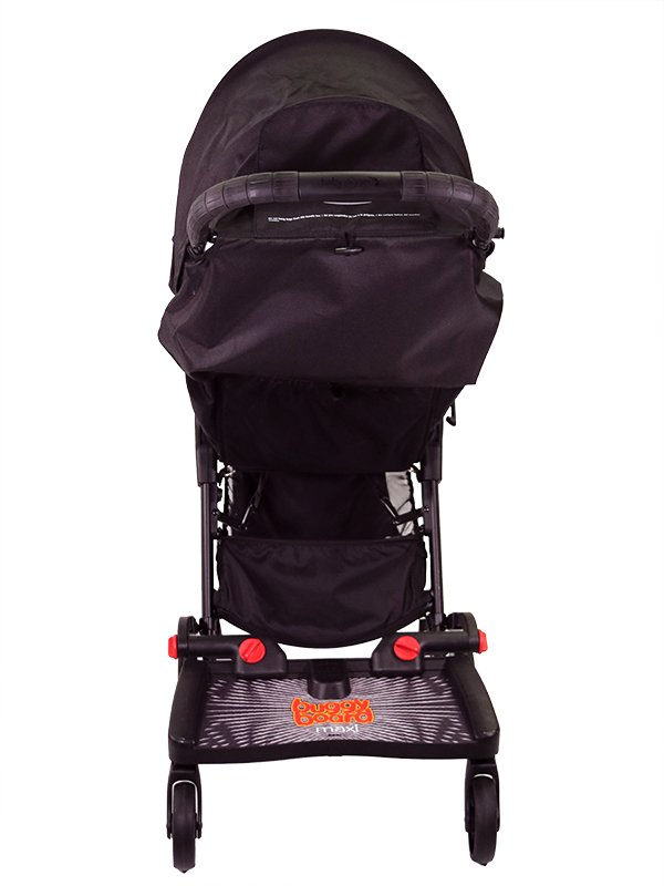 BuggyBoard Maxi + Baby Jogger-City Mini Tour, small image 2