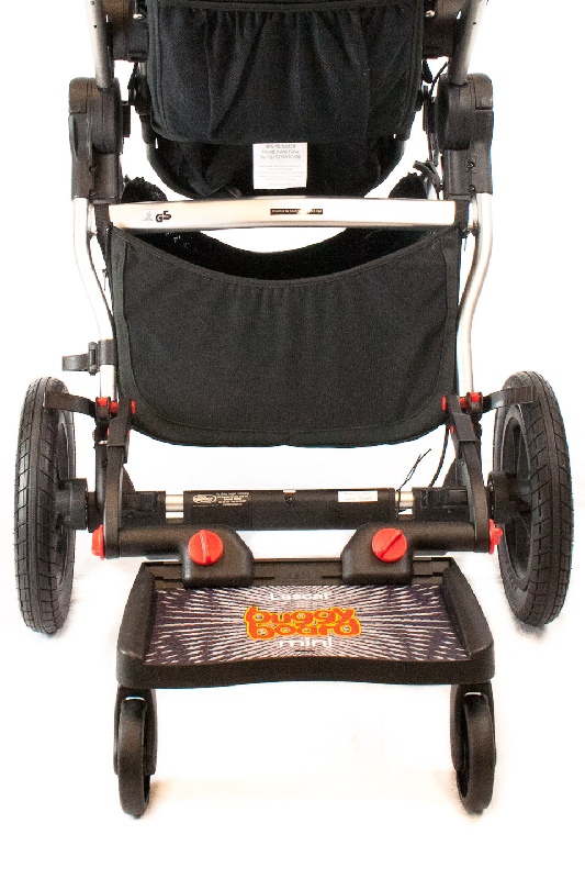BuggyBoard Mini + Baby Jogger-City select, small image 3