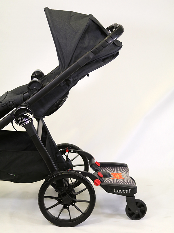 BuggyBoard Maxi + Baby Jogger-City Select Lux, small image 1