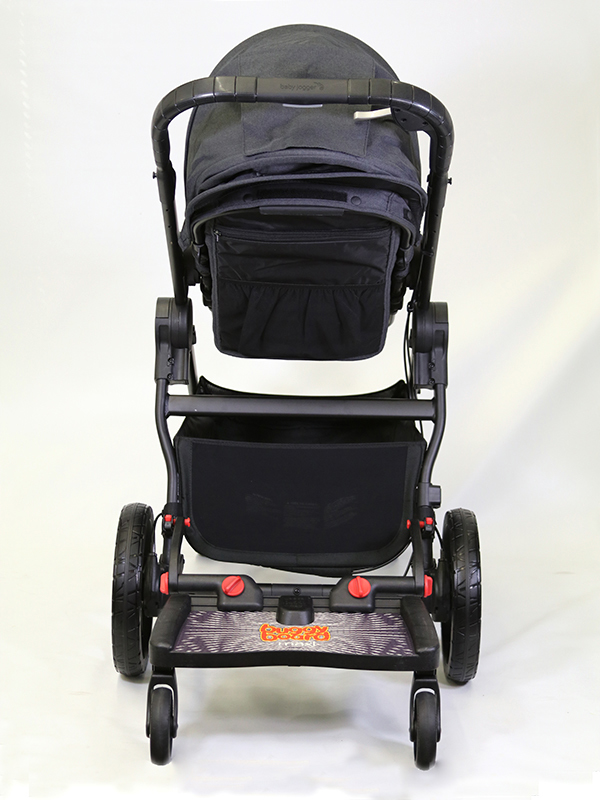 BuggyBoard Maxi + Baby Jogger-City Select Lux, small image 2