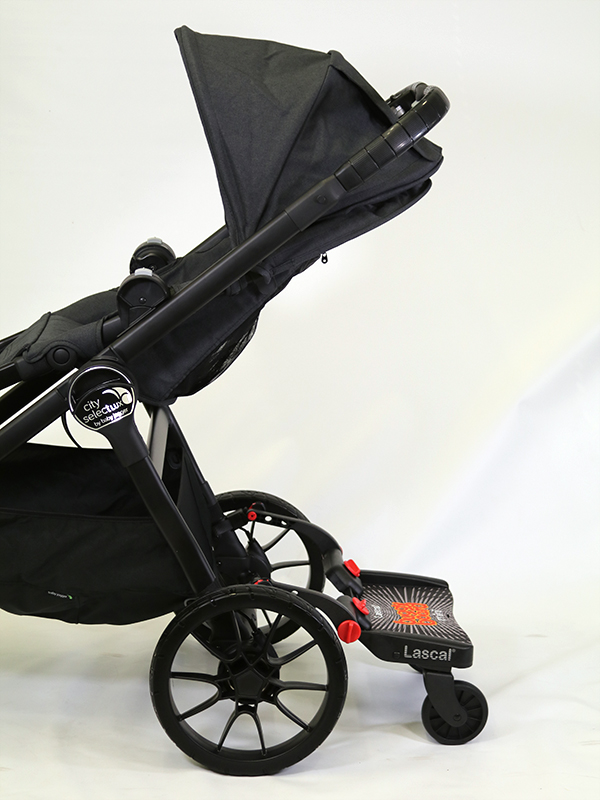 BuggyBoard Mini + Baby Jogger-City Select Lux, small image 1