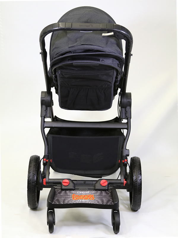 BuggyBoard Mini + Baby Jogger-City Select Lux, small image 2