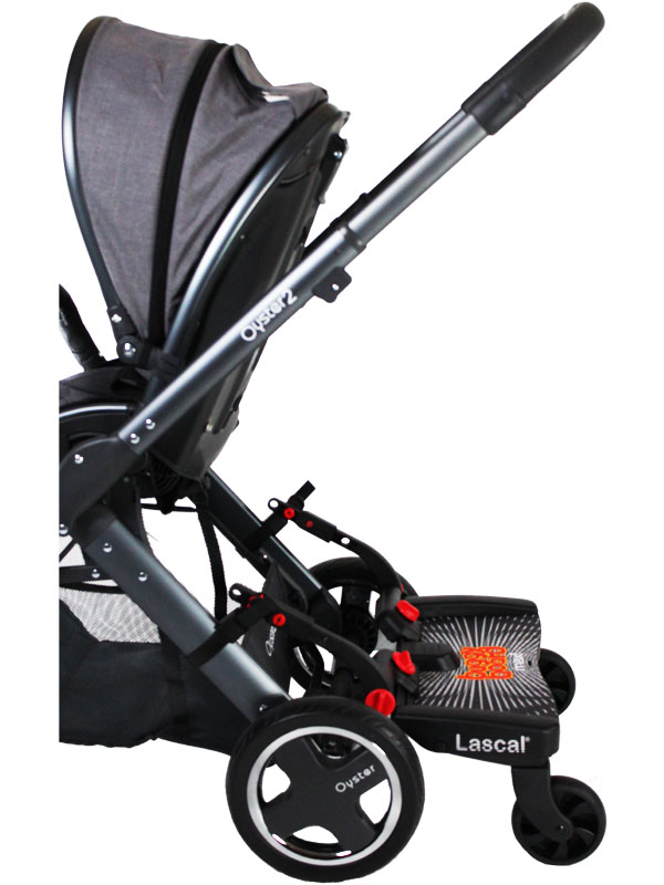 BuggyBoard Maxi + Babystyle-Oyster 2, small image 1