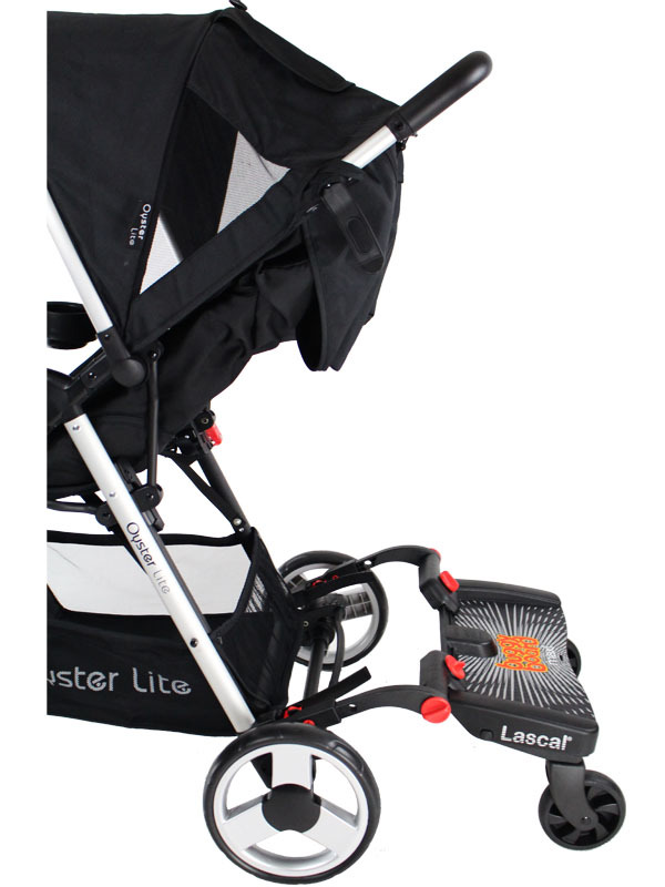 BuggyBoard Maxi + Babystyle-Oysterlite, small image 1