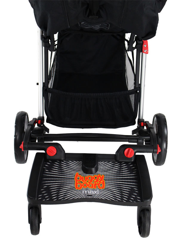 BuggyBoard Maxi + Babystyle-Oysterlite, small image 2