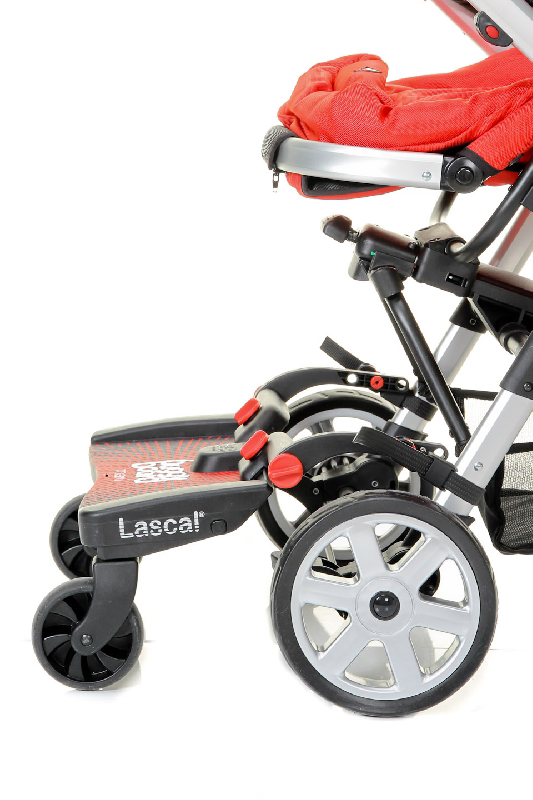 BuggyBoard Maxi + Baby Weavers-Scoot, small image 1