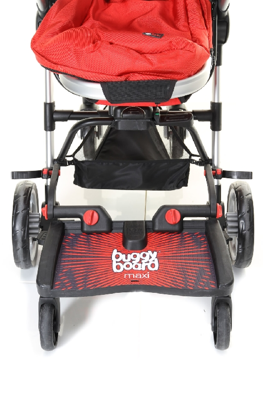 BuggyBoard Maxi + Baby Weavers-Scoot, small image 3