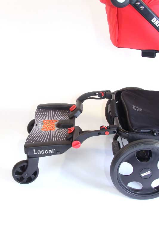BuggyBoard Mini + Brio-Go, small image 1