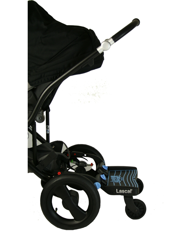 BuggyBoard Mini + Britax-Affinity, small image 1