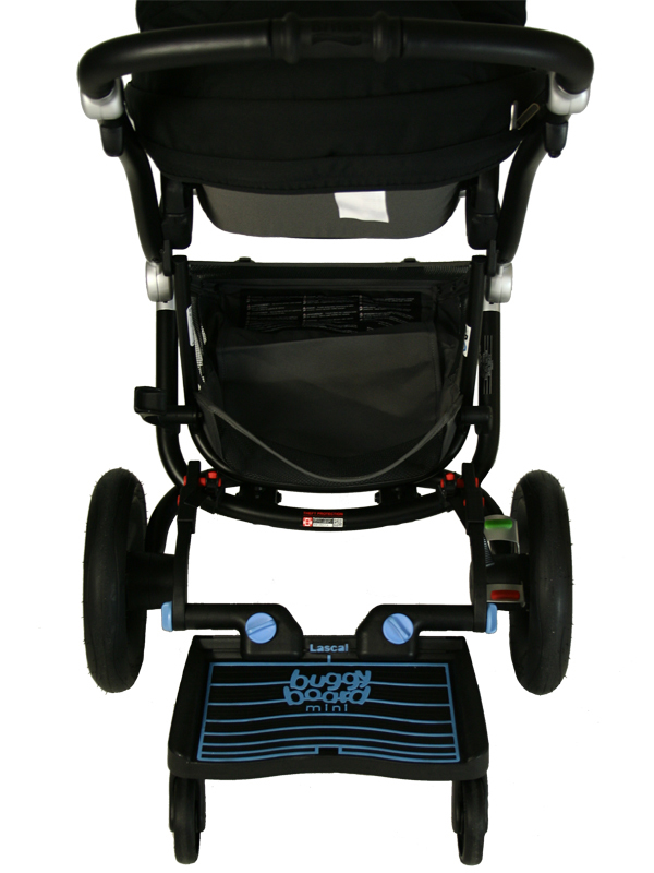 BuggyBoard Mini + Britax-Affinity, small image 2