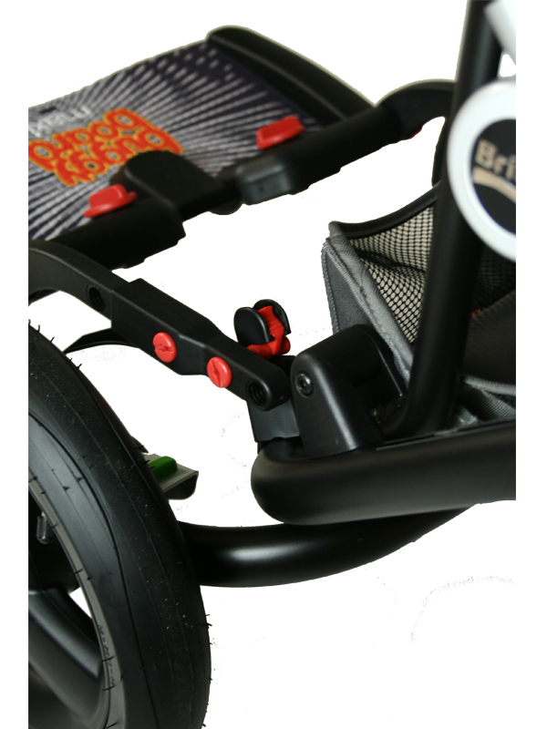 BuggyBoard Mini + Britax-Affinity, small image 3