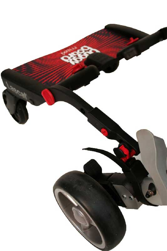 BuggyBoard Mini + Britax-Beep, small image 2