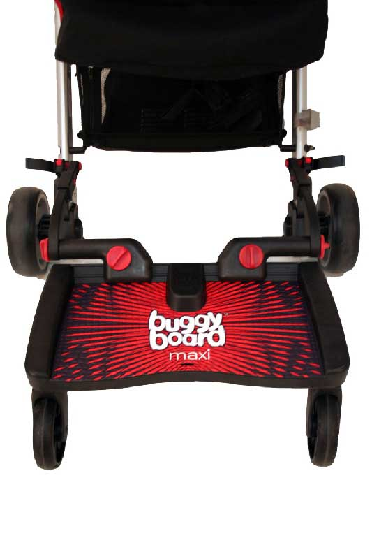 BuggyBoard Mini + Britax-Beep, small image 3