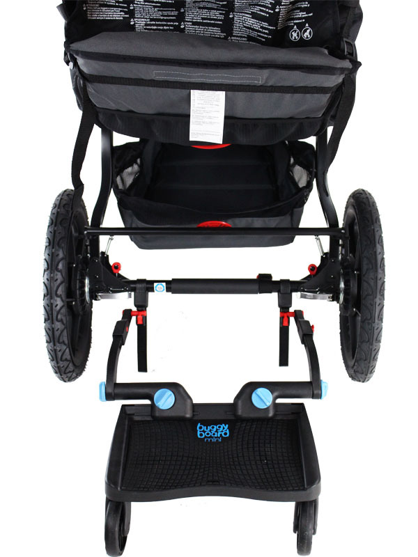 BuggyBoard Mini + Britax-BOB, small image 2
