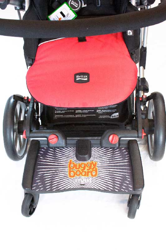 BuggyBoard Maxi + Britax-B-Smart, small image 3