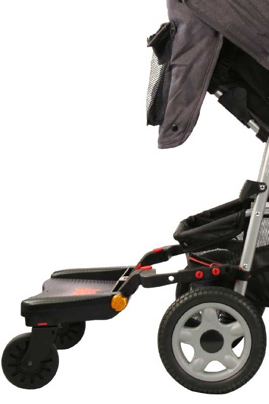 BuggyBoard Mini + Britax-Excel, small image 1