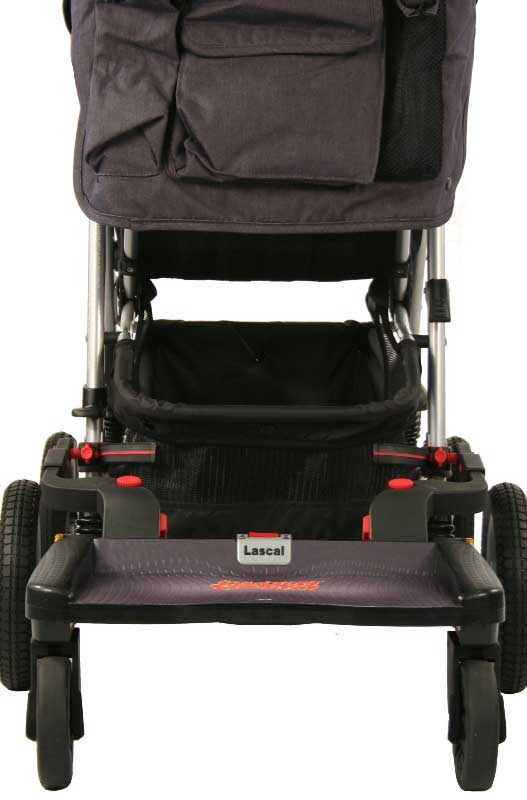 BuggyBoard Mini + Britax-Excel, small image 3