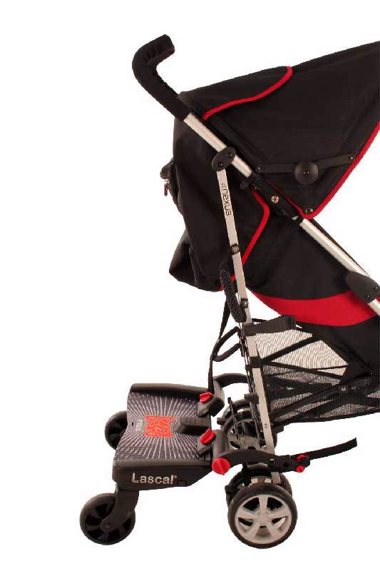 BuggyBoard Mini + Britax-Viva, small image 1