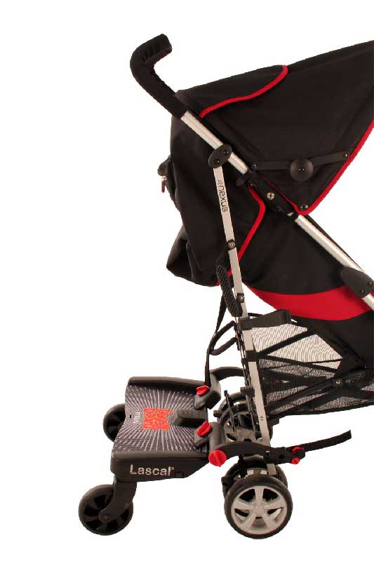 BuggyBoard Mini + Britax-Nexus, small image 1