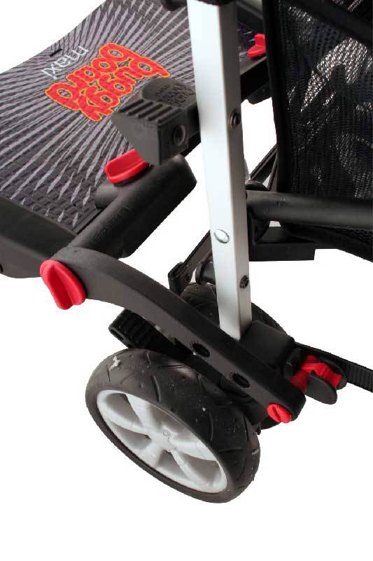 BuggyBoard Mini + Britax-Viva, small image 2