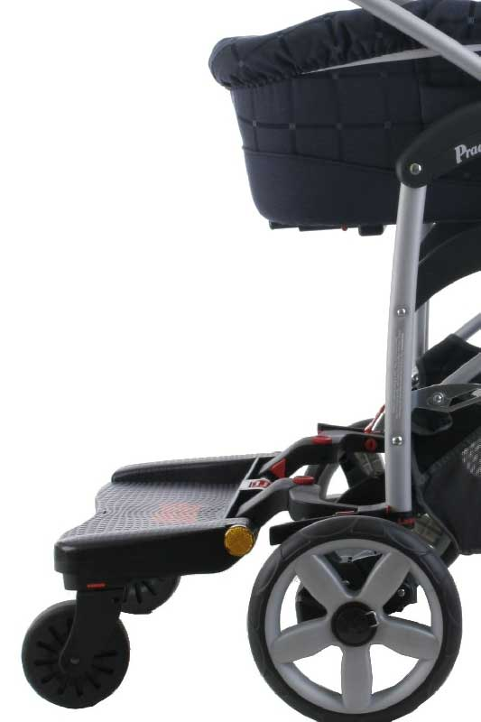 BuggyBoard Mini + Britax-Practicale, small image 1