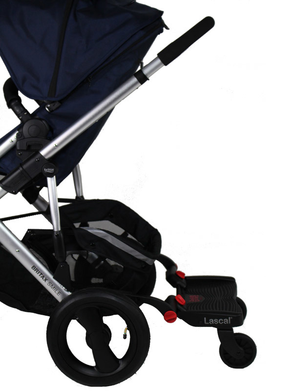 BuggyBoard Mini + Britax-Smile, small image 2