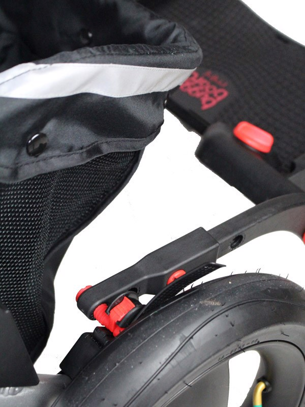 BuggyBoard Mini + Britax-Smile, small image 3