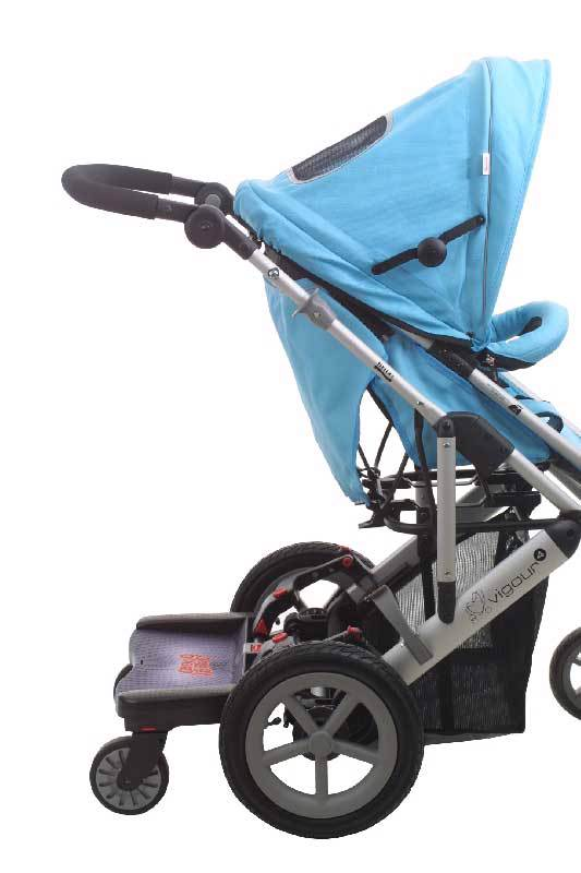 BuggyBoard Mini + Britax-Vigour 4, small image 1