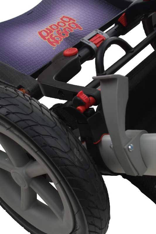 BuggyBoard Mini + Britax-Vigour 4, small image 2