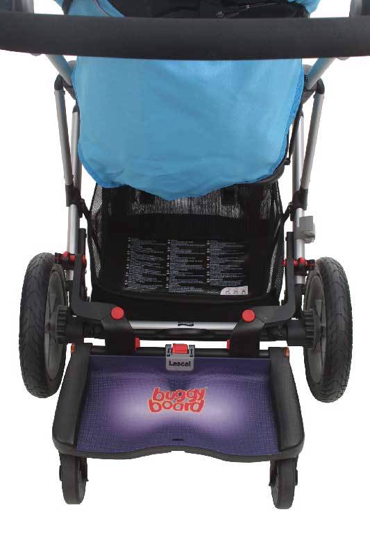 BuggyBoard Mini + Britax-Vigour 4, small image 3