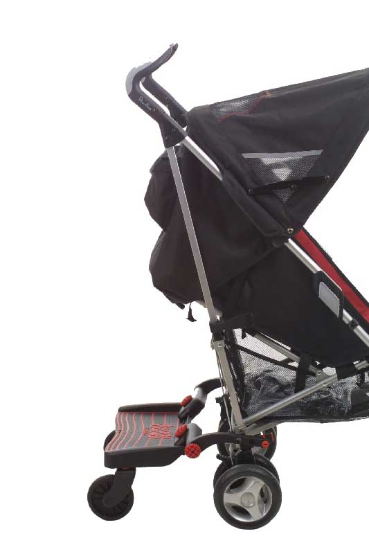 BuggyBoard Mini + Britax-Vista, small image 1