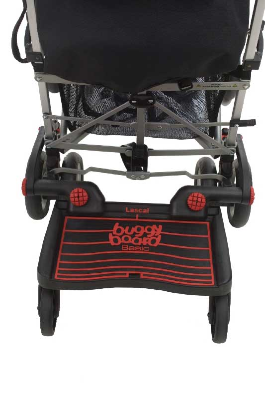 BuggyBoard Mini + Britax-Vista, small image 3