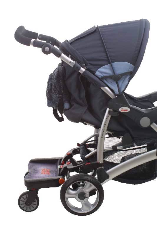 BuggyBoard Mini + Britax-Voyaga Ultra, small image 1