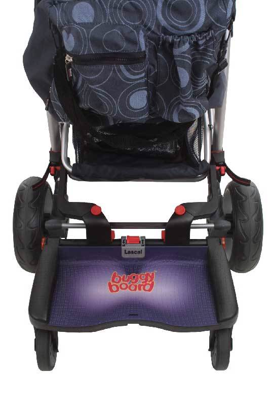 BuggyBoard Mini + Britax-Voyaga Ultra, small image 3