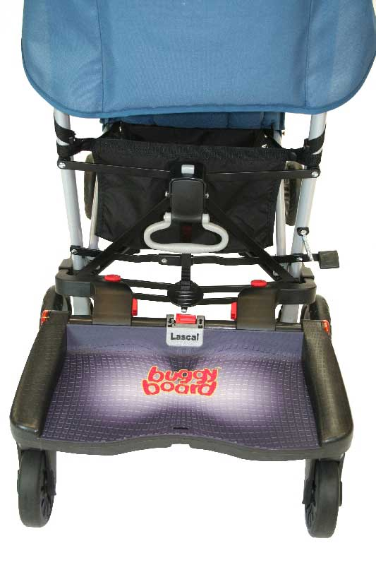 BuggyBoard Maxi + Chicco-C5, small image 3